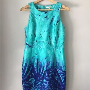 Beautiful Spense blue green dress
